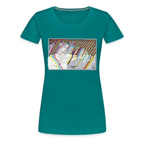 TWIST - Women's Premium T-Shirt