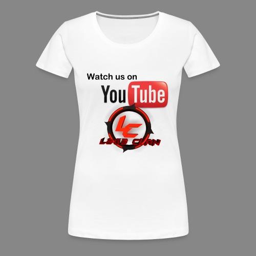 L3G3 CLAN - Vrouwen Premium T-shirt