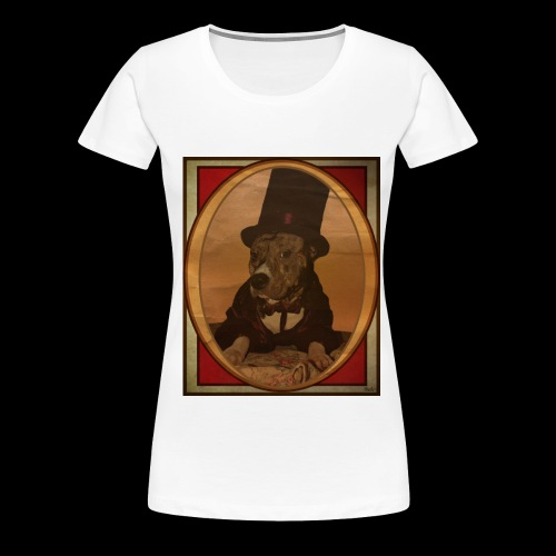 Magician Pitbull - T-shirt Premium Femme