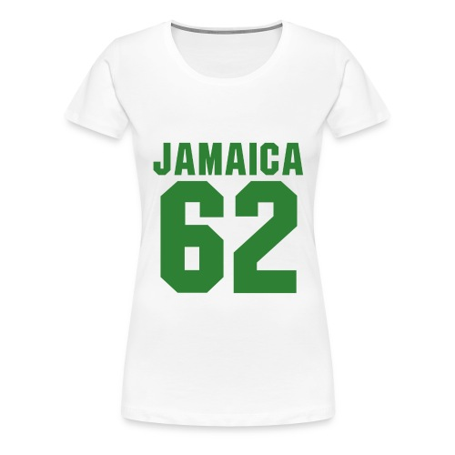 Free Jamaica 1962 - Independence - Proud Jamaicans - Frauen Premium T-Shirt