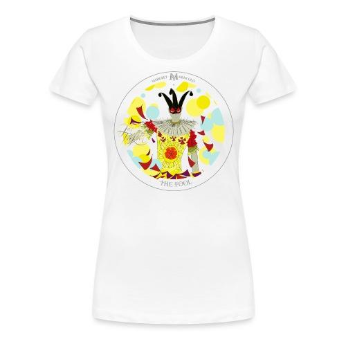 The Fool | Der Narr Tarot Karte - Frauen Premium T-Shirt