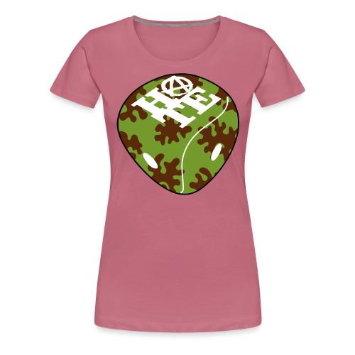 Amoeba 01 - Women's Premium T-Shirt