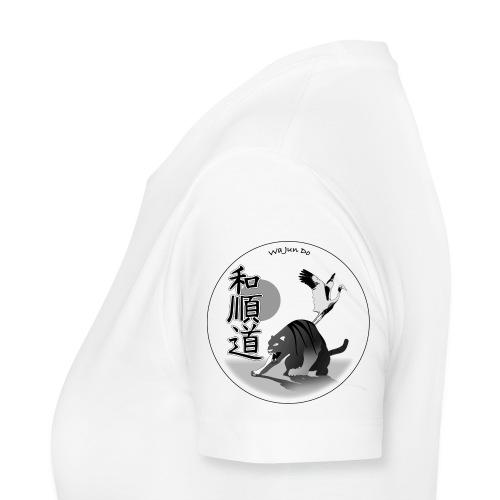 WaJunDo Self-Defense et Arts Martiaux - T-shirt Premium Femme