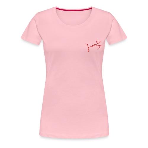 Hurry Slowly - Women's Premium T-Shirt