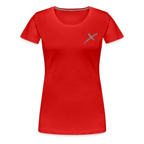 X-Clothing v0.1 - Camiseta premium mujer