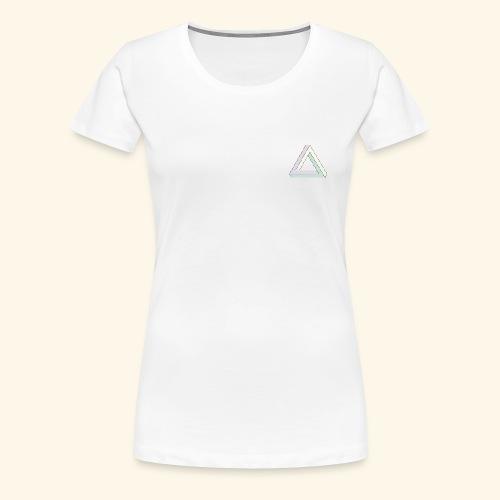 Triangle penrose - T-shirt Premium Femme