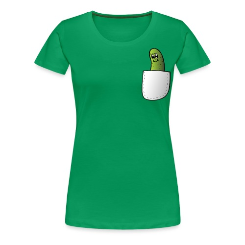 Pocket Pickle #2 - Maglietta Premium da donna