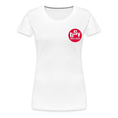tsvlogorund - Frauen Premium T-Shirt
