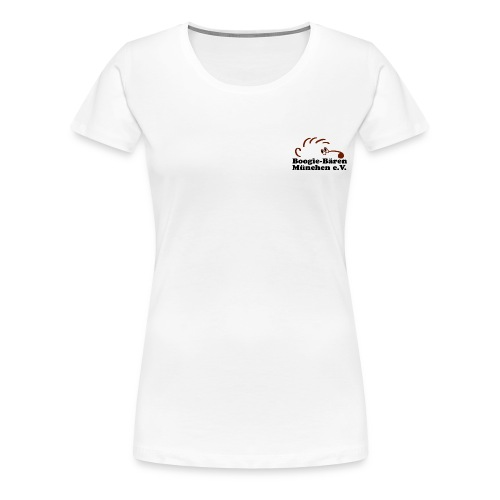 bblogo3 - Frauen Premium T-Shirt