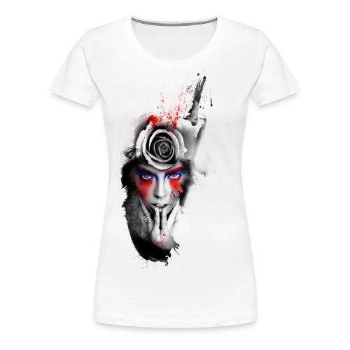 Passionrose - Maglietta Premium da donna