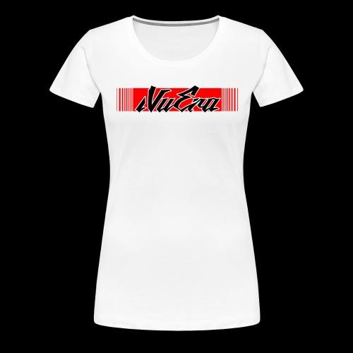 NewLogo v2 (für weißes - Frauen Premium T-Shirt