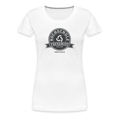 Campus Berlin - Frauen Premium T-Shirt