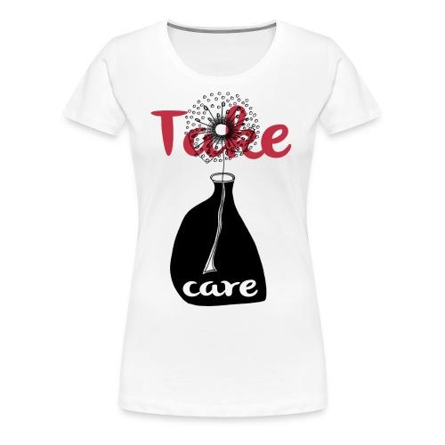 take_care - Maglietta Premium da donna