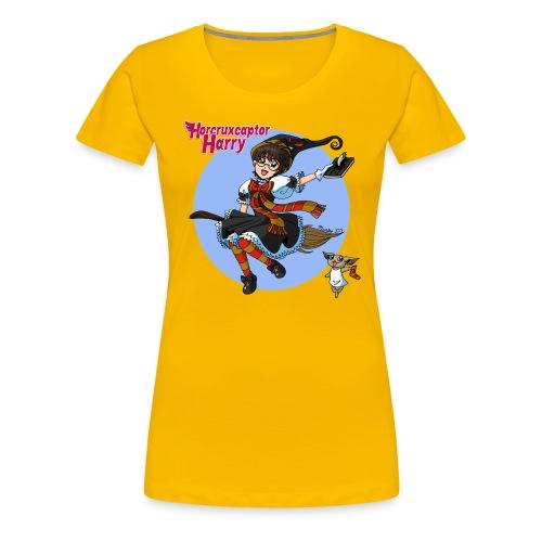Horcrux captor Harry png - T-shirt Premium Femme