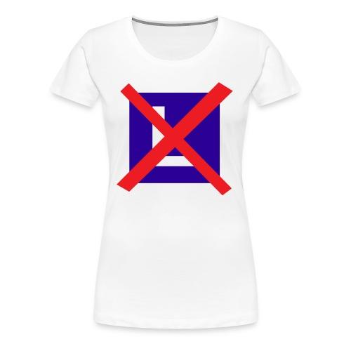 Geslaagd rijles - Vrouwen Premium T-shirt