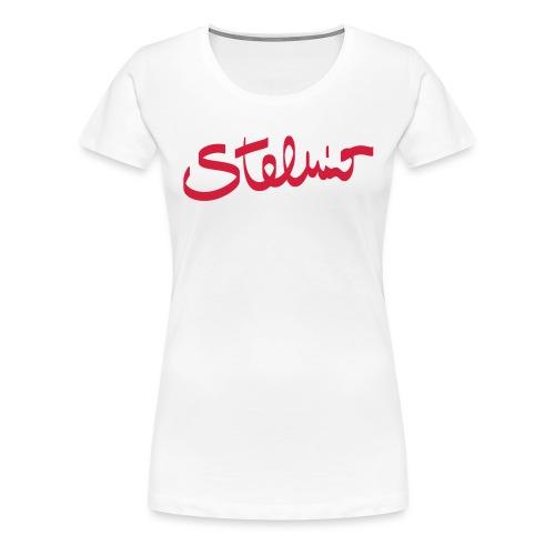 ALTE ZEITEN - Frauen Premium T-Shirt