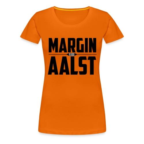 MARGINAALST - Vrouwen Premium T-shirt