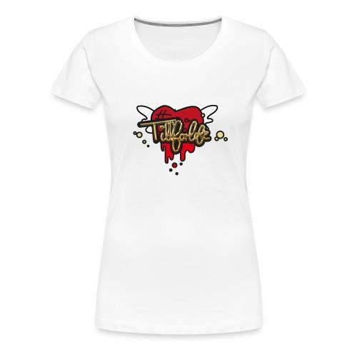Tillforlife_BloodyHeart - T-shirt Premium Femme