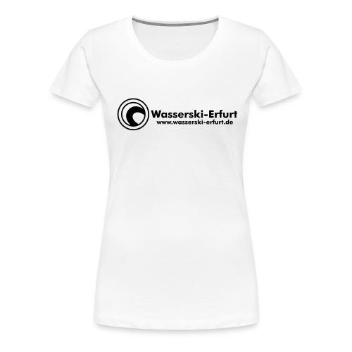 Wasserski Erfurt - Frauen Premium T-Shirt