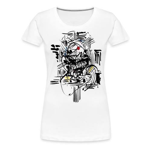 Samurai Ink - Women's Premium T-Shirt