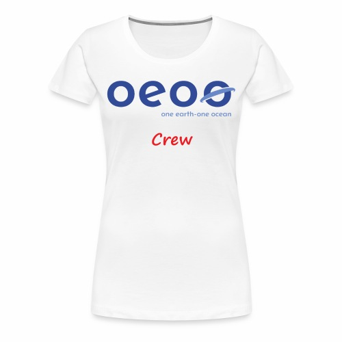 oeoo Crew - Frauen Premium T-Shirt