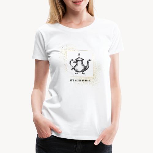 Il genio della lampada - Maglietta Premium da donna