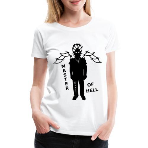 Black Devil - Frauen Premium T-Shirt