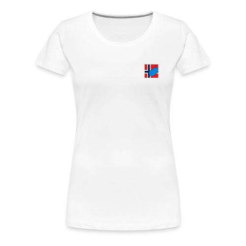 NorPot SAS ACE - Premium T-skjorte for kvinner