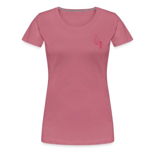 Favorite Girl - T-shirt Premium Femme