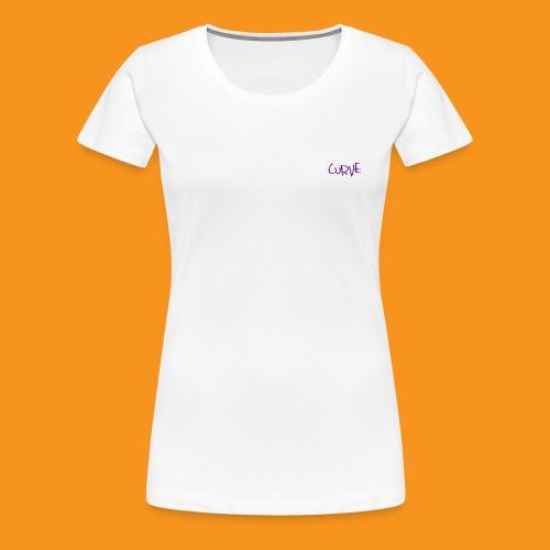 Curve - Women's Premium T-Shirt