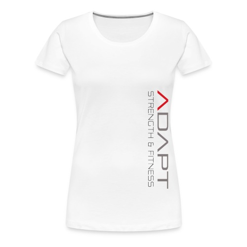 whitetee - Women's Premium T-Shirt