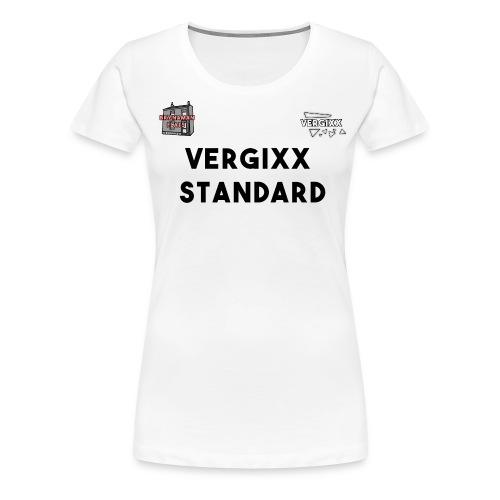 Vergixx Badge - Women's Premium T-Shirt
