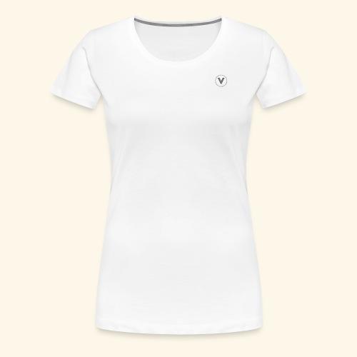 Vormerx [V] FIRST REALESE - Women's Premium T-Shirt