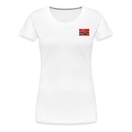 NorPot - Premium T-skjorte for kvinner