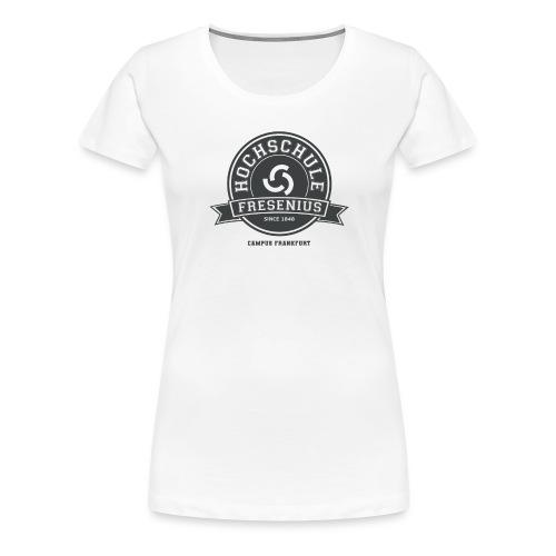 Campus Frankfurt - Frauen Premium T-Shirt