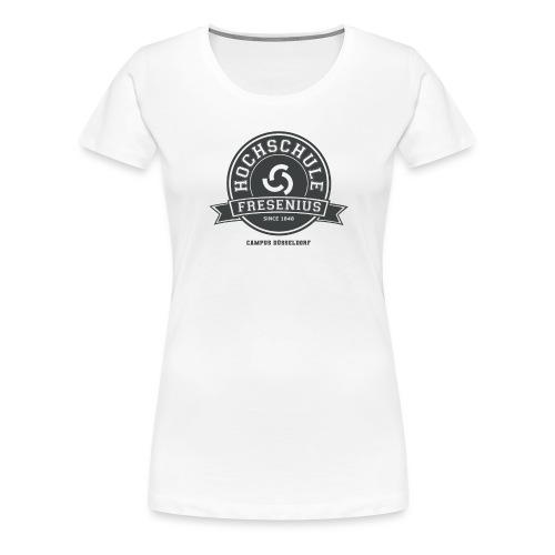 Campus Düsseldorf - Frauen Premium T-Shirt