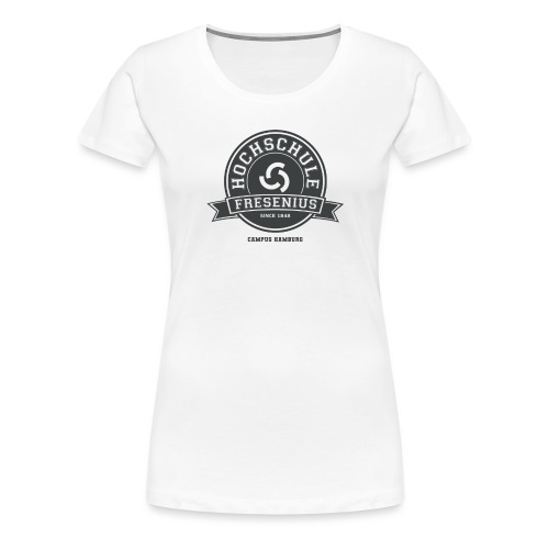 Campus Hamburg - Frauen Premium T-Shirt