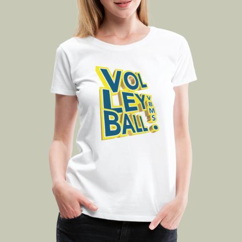 logo 3D - T-shirt Premium Femme
