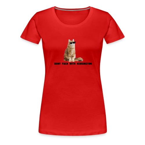 DFWK - Vrouwen Premium T-shirt