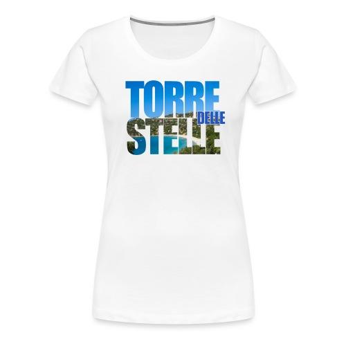 TorreTshirt - Maglietta Premium da donna
