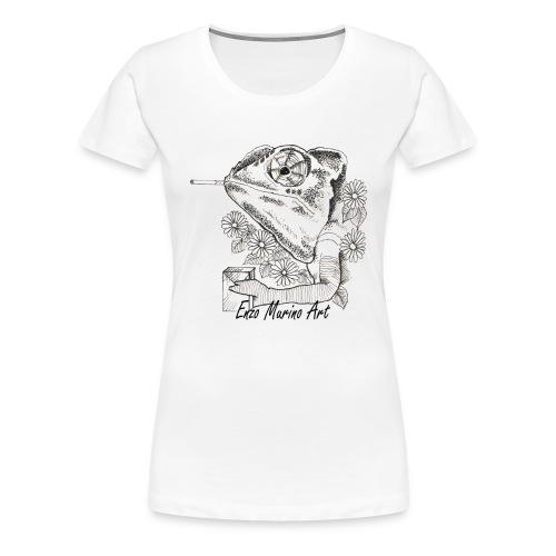 Came la clope - T-shirt Premium Femme