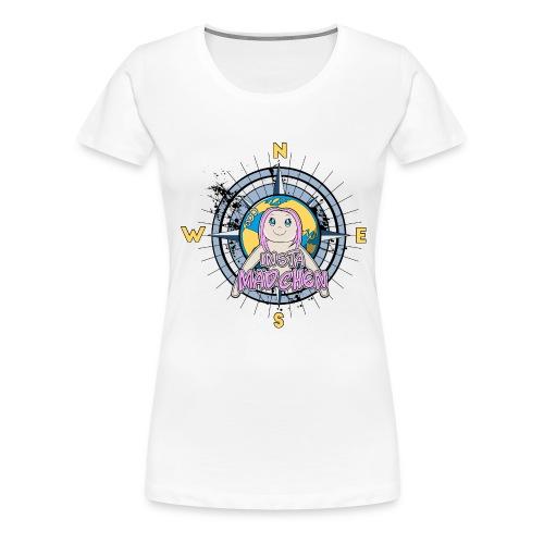 InstaMädchen Kompass - Women's Premium T-Shirt
