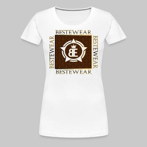 #Bestewear - Royal Line - Frauen Premium T-Shirt