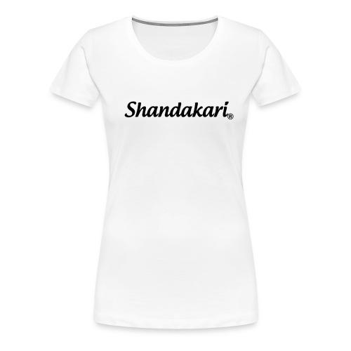 Shandakari ( 100 % Tendance & 100 % Mode ) - T-shirt Premium Femme