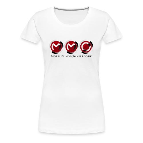 logo HD2 png - Women's Premium T-Shirt