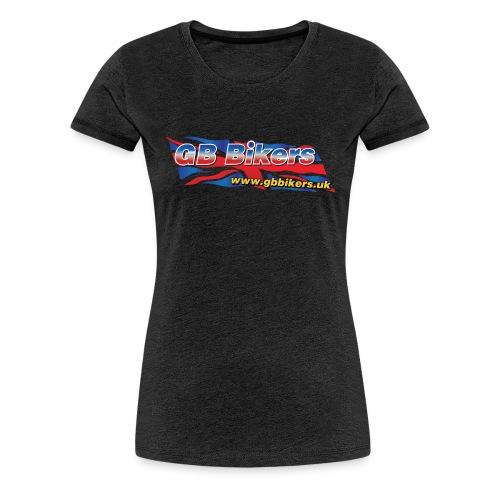 GB Bikers - Women's Premium T-Shirt