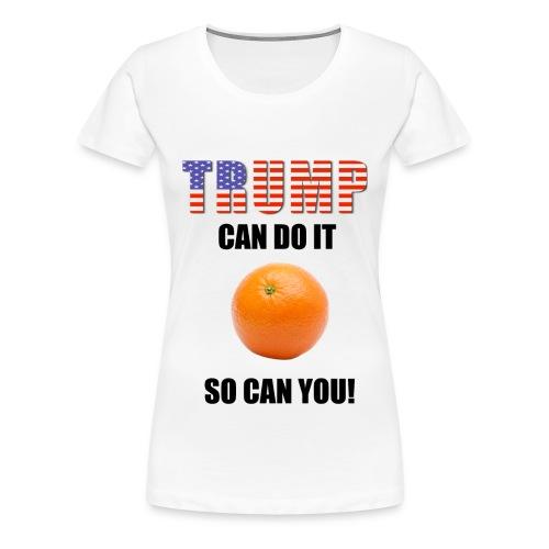 Trump Trans-2 - Women's Premium T-Shirt
