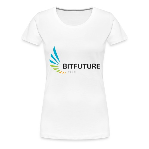 Team BitFuture - Frauen Premium T-Shirt