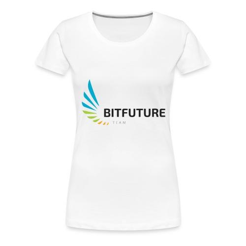 Team BitFuture - Frauen Premium T-Shirt