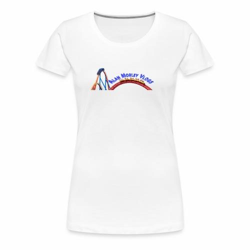 Alan Morley Vlog - Women's Premium T-Shirt